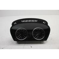 2004 Bmw 525i Sedan E60 4-Door 2.5 Gas Speedo Speedometer Cluster 62116945627