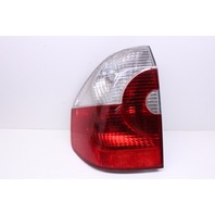 2005 BMW X3 Sport Utility E83 3.0i 4-Door 3.0 Left Driver Tail Lamp Light