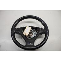 2010 2011 2012 2013 BMW X5M 3 Spoke Leather Steering Wheel 32306797912