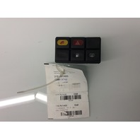 1999 2000 2001 Land Rover Discovery hazard fuel door hill switch YUG102372