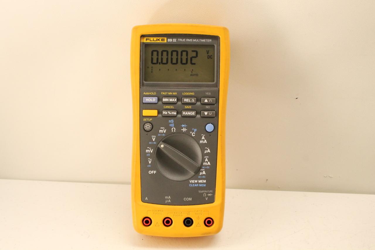 Fluke 89 Manual 19800009 Ts19 Test Set Open Circuit Testing Short Ebay Array Rh Nitrorocks De