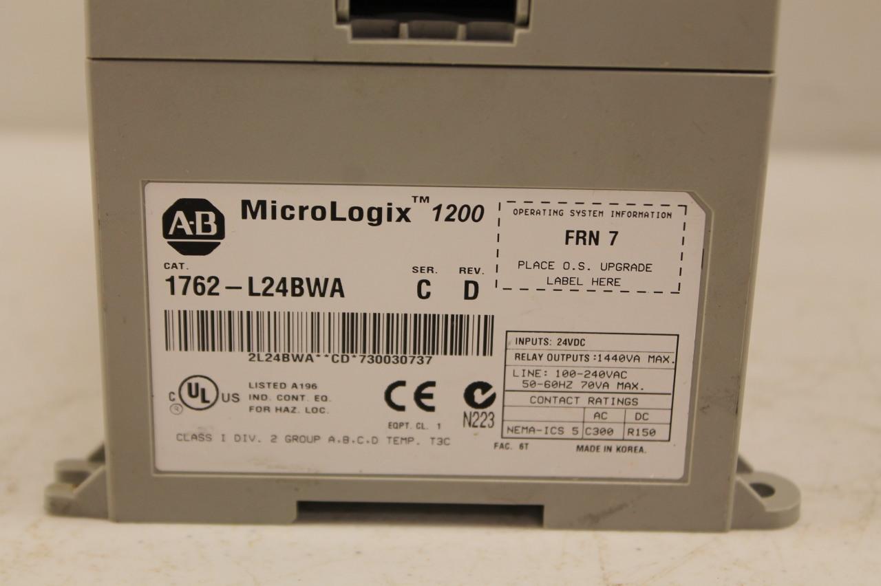 Tolle Allen Bradley Mikrologix Zeitgenössisch - Elektrische ...