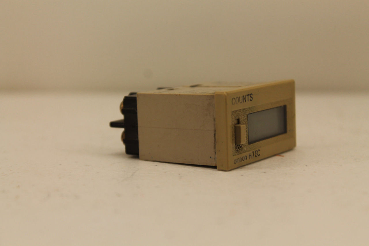 Cooper Electric Supply >> Omron H7EC-BVLM Counter | PLC Surplus Supply, LLC