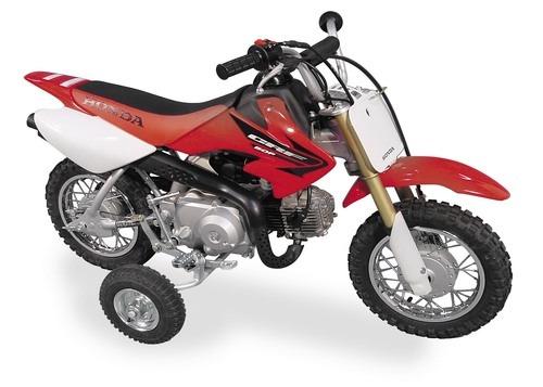 MC Enterprises 200 Series Deluxe Training Wheels for Honda XR50R 2000-2003