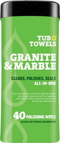 Tub o Towels Granite and Marble 40 count