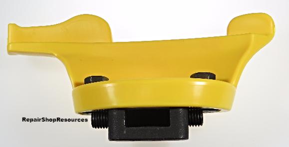 Metal bracket Adapter with Nylon Head KIT - JB/Hofmann/Snapon/Accuturn
