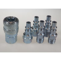 MADE IN USA - ARO A STYLE AIR HOSE FITTING SET - MILTON BRAND