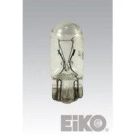 (10) Eiko #168 Lamp Light Bulb Box of 10 Indicator/Panel/Accent/Side Marker auto