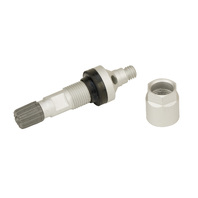 TPMS Metal Clamp-In Valve for TRW Screw In Sensor Kit