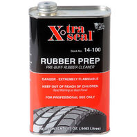 Rubber Buffer Solution - Tire Patch Repair,  Pre Buff buffing cleaner 32oz