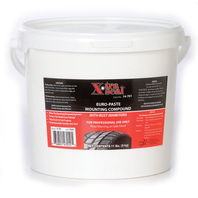 Euro Paste, 11lb (5 kg) X-tra Seal Euro-Paste White, 14-701 Tire Mounting lube