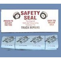 """Safety Seal TRUCK Tire Plugs, 30 quantity, tire repair brown plugs, 8"""""""