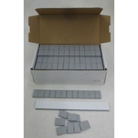 576 PIECES 9 Pound Box Wheel Weights Adhesive Stick On 1/4 ounce oz Tape