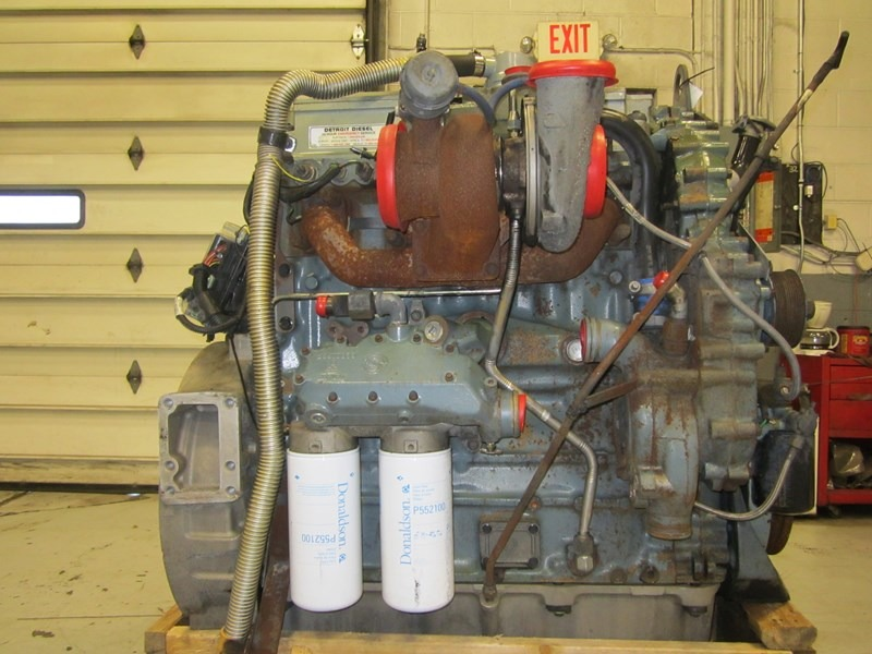 detroit 500 diesel engines pictures