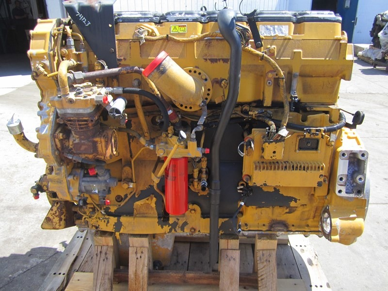 2006 Caterpillar C15 Acert Engine Mxs34986