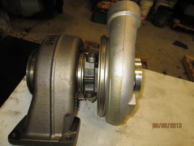 Volvo D12  D12c Engine Turbo 8113422