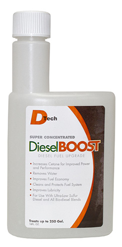 DTech Diesel Fuel Upgrade