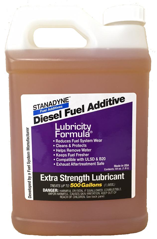 Stanadyne Lubricity Formula | 1/2 Gallon Jug (64oz)  | Stanadyne # 38561