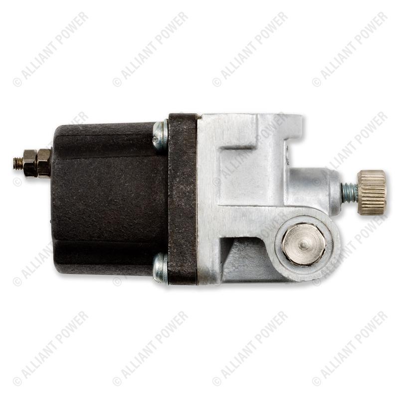 Ap Engines With Pt Pump Volt Fuel Shut Off Valve Assembly Alliant Power Ap on Duramax Turbo Diesel Engines