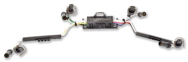 similiar navistar 444 parts keywords 1998 2003 navistar t444e internal injector harness alliant power