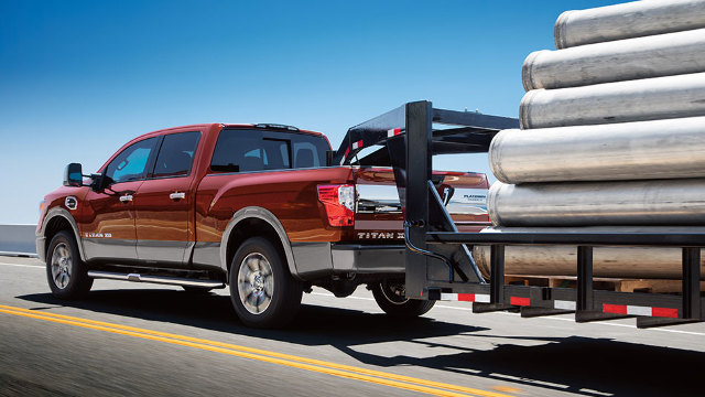 Nissan adds a famed diesel name to its Titan line