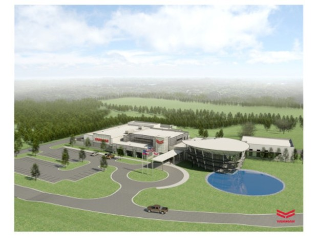 Diesel engine maker to build training center in Cherokee County