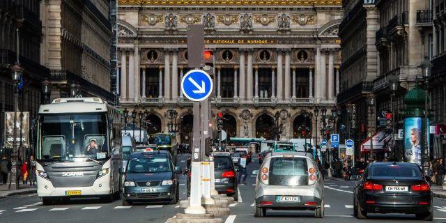 Paris Bans All Diesel Cars Made Before 2000