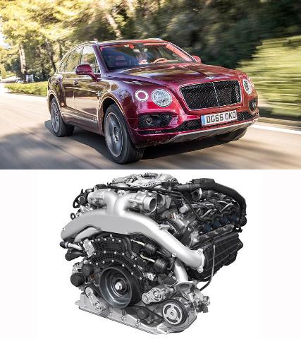 Bentley Bentayga Diesel (2017) review