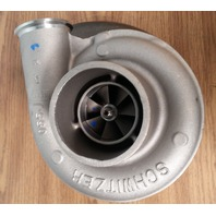 Turbocharger for 1995-2011 L-10 Cummins Engines.  Borg Warner # 178017 / OEM # 3532053