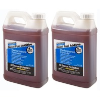 Stanadyne Performance Formula Diesel Fuel Additive  2 Pack of  1/2 Gallon Jugs - Part # 38566