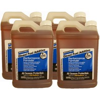 Stanadyne Performance Formula Diesel Fuel Additive  4 Pack of  1/2 Gallon Jugs - Part # 38566