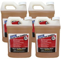 Stanadyne Warm Weather Blend | 4 Pack of  64oz Jugs | Stanadyne # 43572