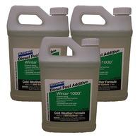 Stanadyne Winter 1000 | 3 Pack of 1/2 Gallon Jugs | Treats  1500 Gal  of diesel fuel | Part # 45697