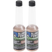 Alliant Power ULTRAGUARD Diesel Fuel Treatment - 2 Pack of 1/2 Pints # AP0500