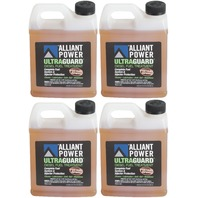 Alliant Power ULTRAGUARD Diesel Fuel Treatment - 4 Pack of 32 oz Jugs  # AP0502