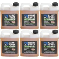Alliant Power ULTRAGUARD Diesel Fuel Treatment - 6 Pack of 32 oz Jugs  # AP0502