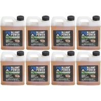 Alliant Power ULTRAGUARD Diesel Fuel Treatment - 8 Pack of 32 oz Jugs  # AP0502