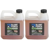 Alliant Power ULTRAGUARD Diesel Fuel Treatment - 2 Pack of 64 oz Jugs  # AP0503