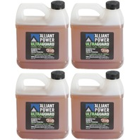 Alliant Power ULTRAGUARD Diesel Fuel Treatment - 4 Pack of 64 oz Jugs  # AP0503