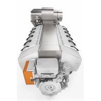 The World-Record-Holding Wartsila 31 Diesel Engine