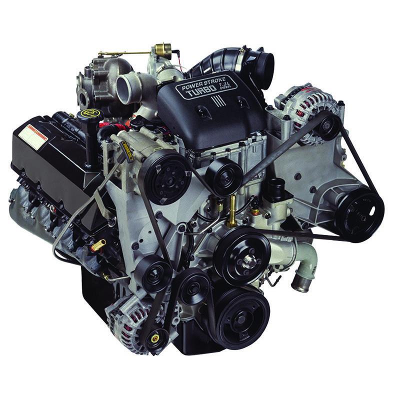 7 3l Ford Power Stroke Engine Diamond Diesel Amp Turbo Service Inc