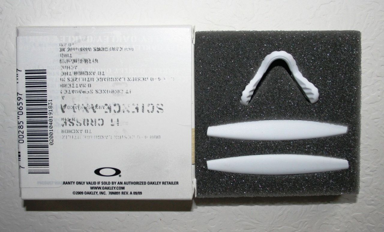 oakley m frame only 502b  oakley m frame white earsocks