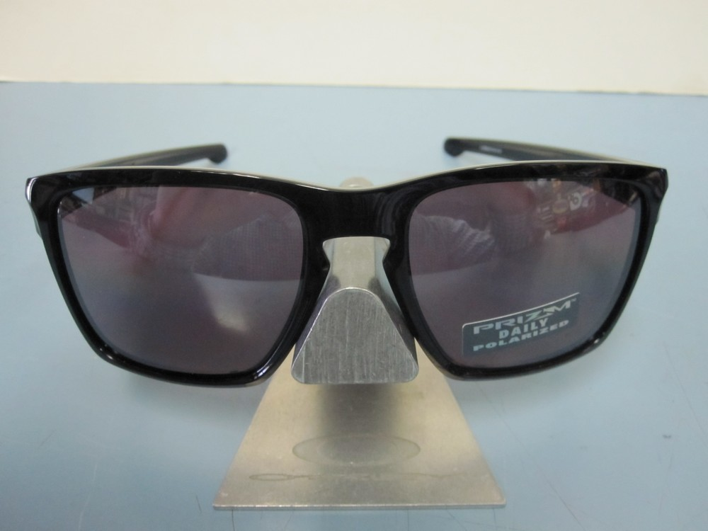Oakley Mens Sliver Xl Sunglass Black Prizm Polarized Oo9341 06 New