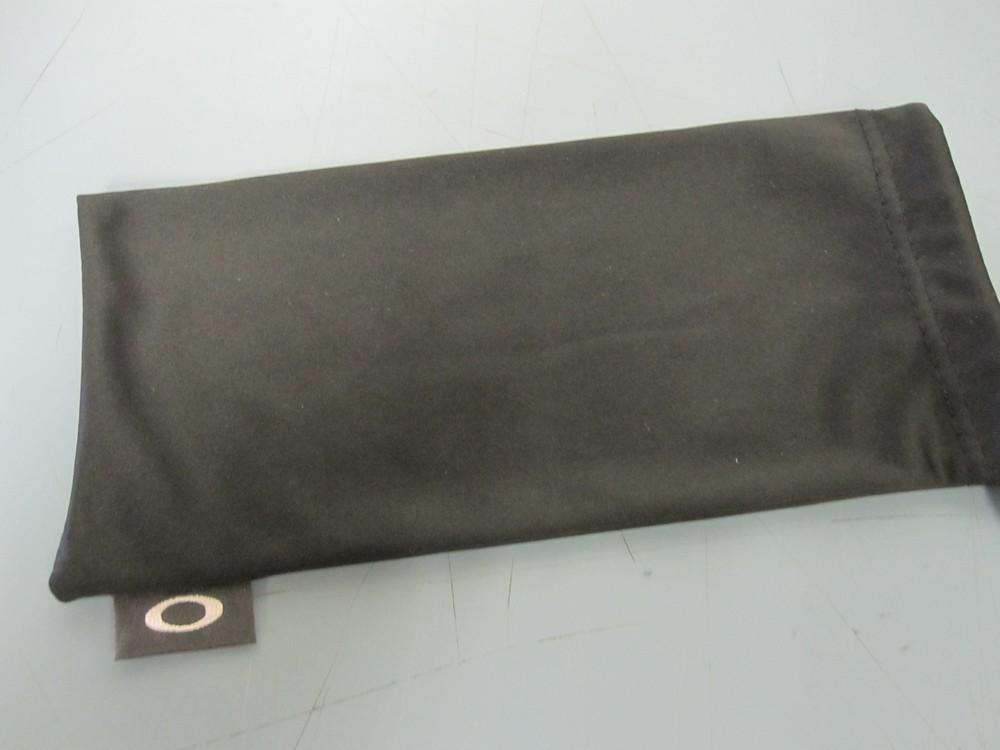 6ec016aaa6 ... OAKLEY mens THINLINK Golf Sunglass Sepia Dark Bronze OO9316-02 NEW in  baggy