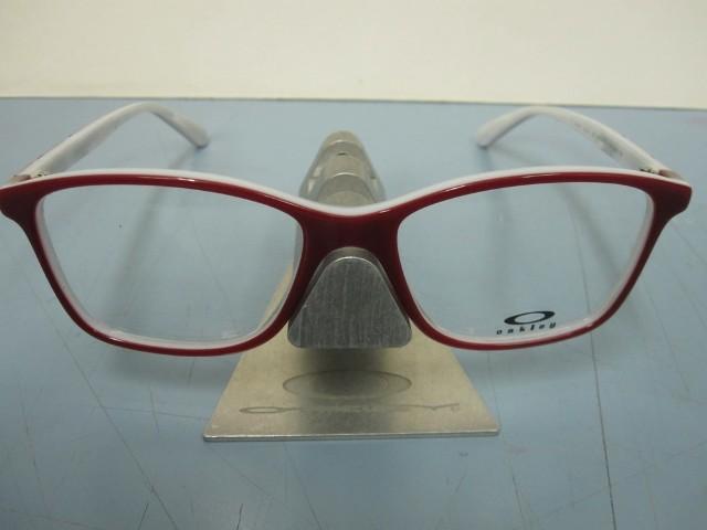 OAKLEY womens SHOWDOWN 53 red quartz OX1090-0453 RX ...