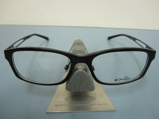 OAKLEY womens SPECULATE black/black OX3108-0152 RX eyeglass frame NEW in O case