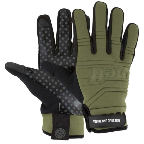 NEFF snowboard ski winter/spring DAILY PIPE GLOVE mens XL olive BRAND NEW w/tags