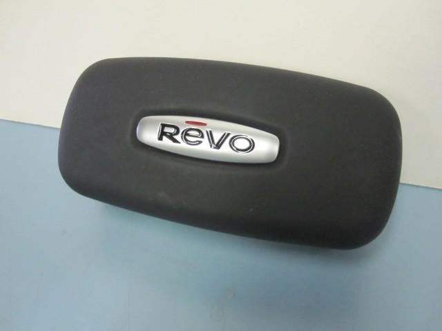 Revo sun eyeglass frame protective LG vault clamshell carrying case new