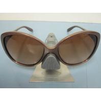 OAKLEY womens SWEET SPOT sunglass Mink/VR50 Brown Gradient OO9169-02 New in case