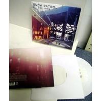 "SNOW PATROL 2003 7"" white vinyl spitting games UK 45 record ~MINT~NEW old stock!"